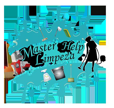 Master Help Limpeza Logotipo